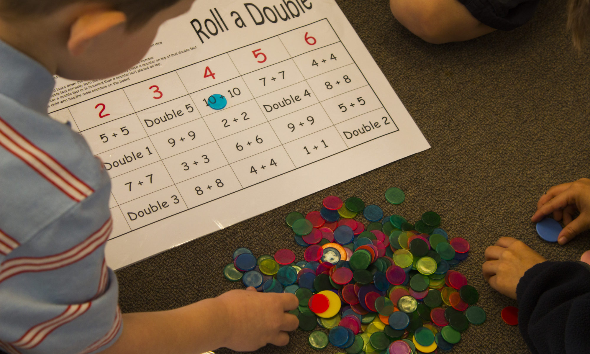 Funding at Wadestown School is all about working with numbers.